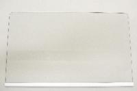 Полка стеклянная (ПОДДОН) для холодильников INDESIT,ARISTON 283516