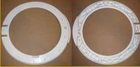 Рамка дверцы люка внутренняя для стиральной машины GORENJE 587448