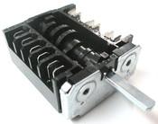 Переключатель 7 позиций  мощности конфорки для электических плит HANSA 8034536