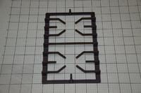 Решетка для газовой плиты Hansa (1034224)