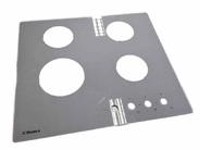 Стеклокерамическая панель к плитам Hansa (1035989)