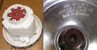 Двигатель 1350W для пылесосов.(11me77)