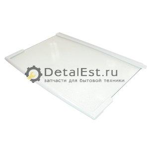 Полка стеклянная (ПОДДОН) для холодильников GORENJE 613187