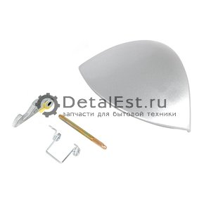 Ручка люка в сборе для стиральных машин INDESIT 076583