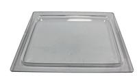 Поддон(противень) стеклянный  360x406x24 для плиты GORENJE,MORA 650176