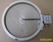 Конфорка 1500W для стеклокерамической плиты BEKO 162926013