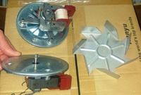Вентилятор конвекции 30w, H12mm, D150mm, Rpm800,духовки 16mf04