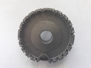Рассекатель (СРЕДНИЙ) газовой конфорки для газовой плиты HANSA (8023673)