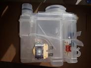 Емкость для соли к посудомоечным машинам  ELECTROLUX 1561631001