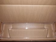 268721.Панель( 455х130 мм)для холодильников INDESIT,ARISTON