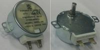 20tm29.Мотор 230V-4W-2.5prm вращения тарелки для СВЧ