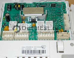 Электронный модуль  для стиральный машин INDESIT 252878