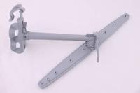Импеллер-лопасть в сборе  для посудомоечной машины WHIRLPOOL 481236068693