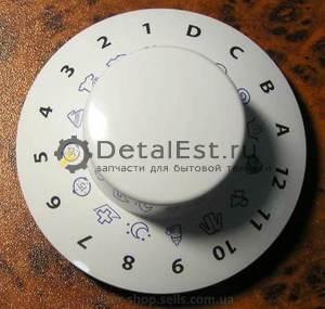 Ручка переключения для стиральных машин ARISTON 267555