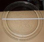 Стеклянная тарелка 260 мм для микроволновых печей 95pm15