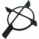 Решетка(ПОДСТАВКА) горелки к газовым плитам ELECTROLUX, ZANUSSI, AEG 3546587019