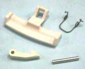 Ручка люка для стиральных машин CANDY,ZEROWATT 90458506