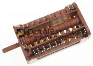 Переключатель режимов духовки ELECTROLUX,ZANUSSI, AEG 3570600019