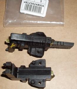 Щетки угольные для двигателя 481236248004