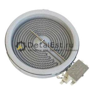 Конфорка 1200W для стеклокерамической плиты ELECTROLUX, ZANUSSI, AEG 3740635218