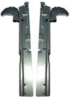 Петля дверцы духовки ELECTROLUX,ZANUSSI,AEG 4055136529