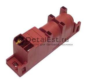 Блок розжига на 4 свечи для газовых плит Indesit,Ariston  039640