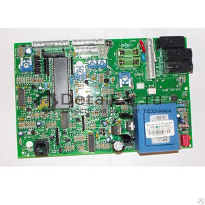 Электронная плата управления  для водонагревателя Ariston 65101374