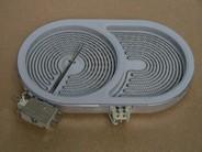 Конфорка 2000W для стеклокерамической плиты HANSA.(8001833)