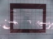 Внутреннее стекло духовки для плиты Hansa.(9052695)