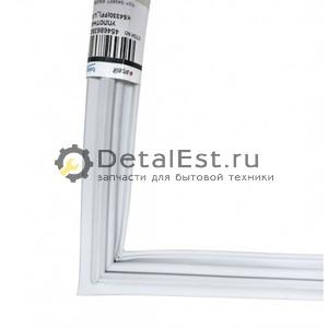Уплотнитель двери серый для холодильника BEKO 4546863800