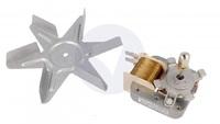 Двигатель вентилятора духовки для плит INDESIT,ARISTON C00398229