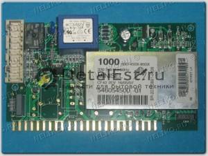 Модуль управления стиральной машиной ARDO  651017712