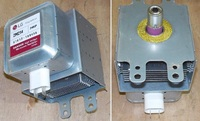 Магнетрон 2M214-240GP  для микроволновых свч печей 6324W1A003D