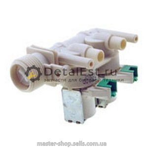 Электро-клапан залива воды для стиральных машин ARISTON, INDESIT 110333