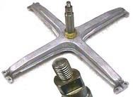 Универсальная крестовина бака для стиральных машин cod024