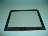 Внутреннее стекло духовки для плиты Hansa.(8043917)