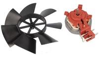 Вентилятора MT58 230V духовки для плит HANSA 8052637