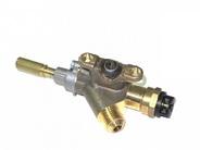 Термостатированный газовый кран 81000,C0081000 плиты ARISTON,INDESIT