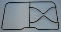 850933.Решетка 450x255 для газовой плиты GORENJE