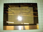 Внешнее стекло духовки 463/480  Hansa (9040381 )