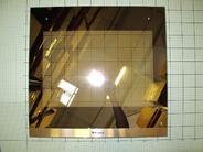 Внешнее стекло двери духовки для плиты Hansa (9036614)