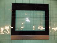 9052532.Стекло(внешнее) двери духовки для плиты Hansa