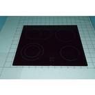 Стеклокерамическая поверхность к плитам HANSA 9053683