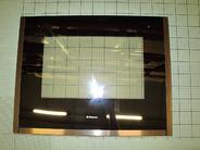 9053778.Наружное стекло двери духовки для плиты Hansa