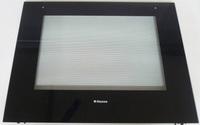 Внешнее стекло двери духовки для плиты Hansa 9055998