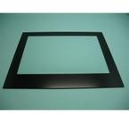 Стекло внутреннее,437x414мм дверцы духовки для плит BEKO 490300009
