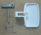 Ручка люка в сборе для стиральных машин INDESIT 035766