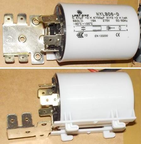 Сетевой фильтр радиопомех универсальный  532003700