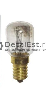 Лампа духовки для плит  02lf06