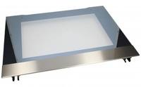 Наружное стекло двери духовки для плиты Hansa.(9051228)